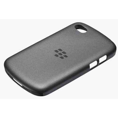 BlackBerry Gelové Pouzdro Soft Shell BlackBerry pro BlackBerry Q10, Black