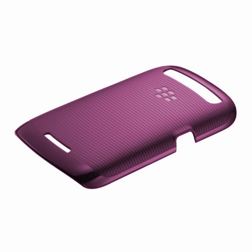 BlackBerry kryt BlackBerry Hard Shell pro model Curve 9360, Fialová