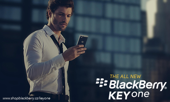 BlackBerry KEYone - In Stock!