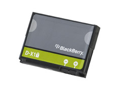 BlackBerry baterie D-X1 lithium - BlackBerry Curve 8900 a Storm 2 9520