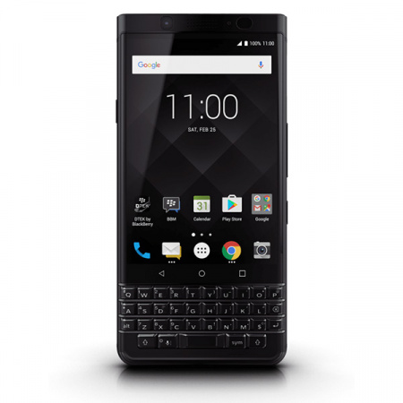 BlackBerry KEYone 64 GB, Black Edition (QWERTY)