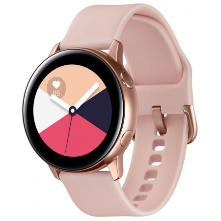 SAMSUNG Galaxy Watch Active R500, Růžovo-zlatá