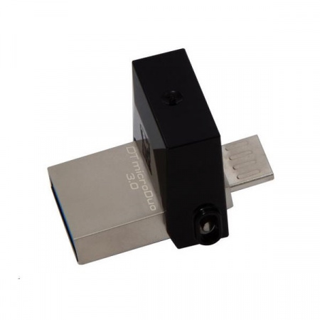 Kingston DataTraveler microDuo 16 GB, microUSB (USB 3.0)