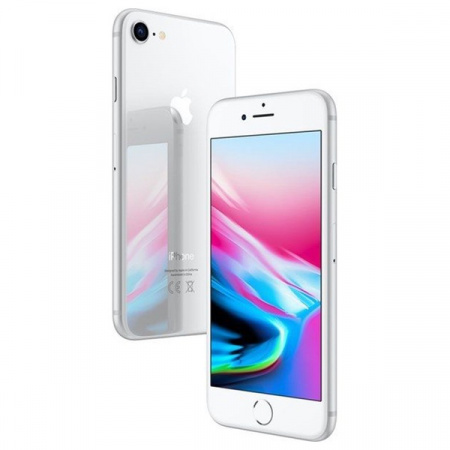 Apple iPhone 8 256 GB, Stříbrná