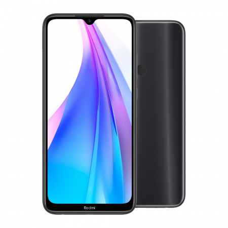 Xiaomi Redmi Note 8T Dual SIM 64GB/4GB, Moonshadow Grey (Šedá)