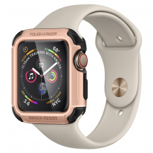 Ochranný obal Spigen Tough Armor pro Apple Watch Series 4 44mm, Rose Gold