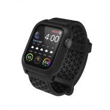 Odolné Pouzdro Catalyst Impact Protection Case pro Apple Watch Series 4 40 mm (CAT40DROP4BLK), Černá