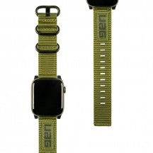 Nylonový řemínek UAG Nato Strap pro Apple Watch Series 42/44 mm, Olive