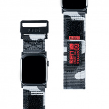 Nylonový řemínek UAG Active Strap pro Apple Watch Series 42/44 mm, Camo