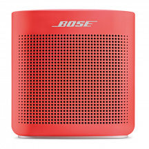Bezdrátový Bluetooth Reproduktor Bose SoundLink Color II, Coral Red