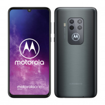 Motorola One Zoom 4GB/128GB OIS Dual SIM, Electric Grey