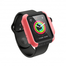 Odolné Pouzdro Catalyst Impact Protection Case pro Apple Watch 2/3 38 mm (CAT38DROP3COR), Coral