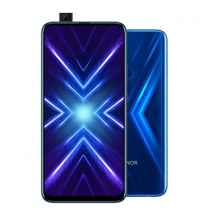 Honor 9X 4GB/128GB Dual SIM, Modrá